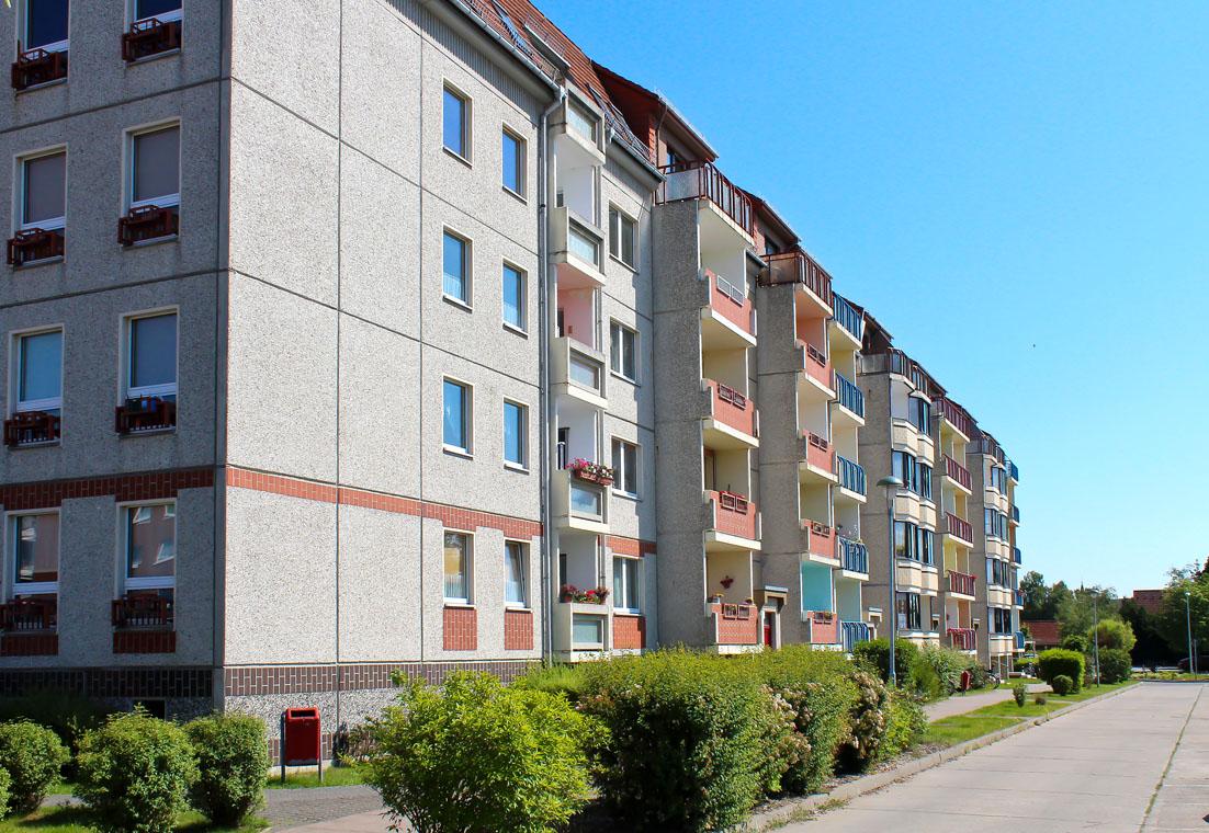 UWG - Wohnung Ueckermünde West – Chausseestr. 55