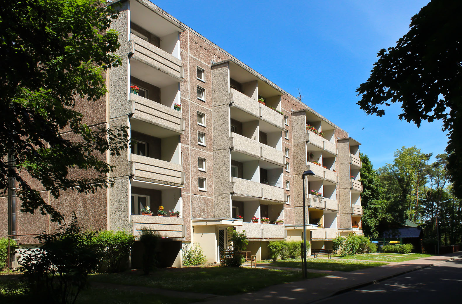 UWG - Wohnung Seebad Ueckermünde