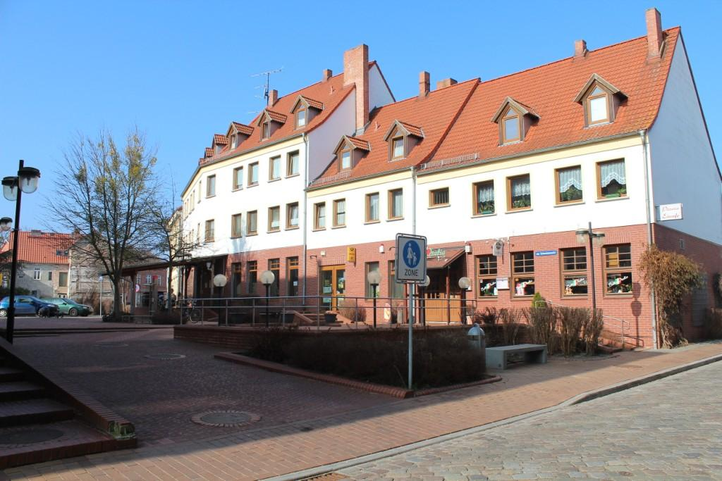 UWG - Wohnung Altstadt Seebad Ueckermünde
