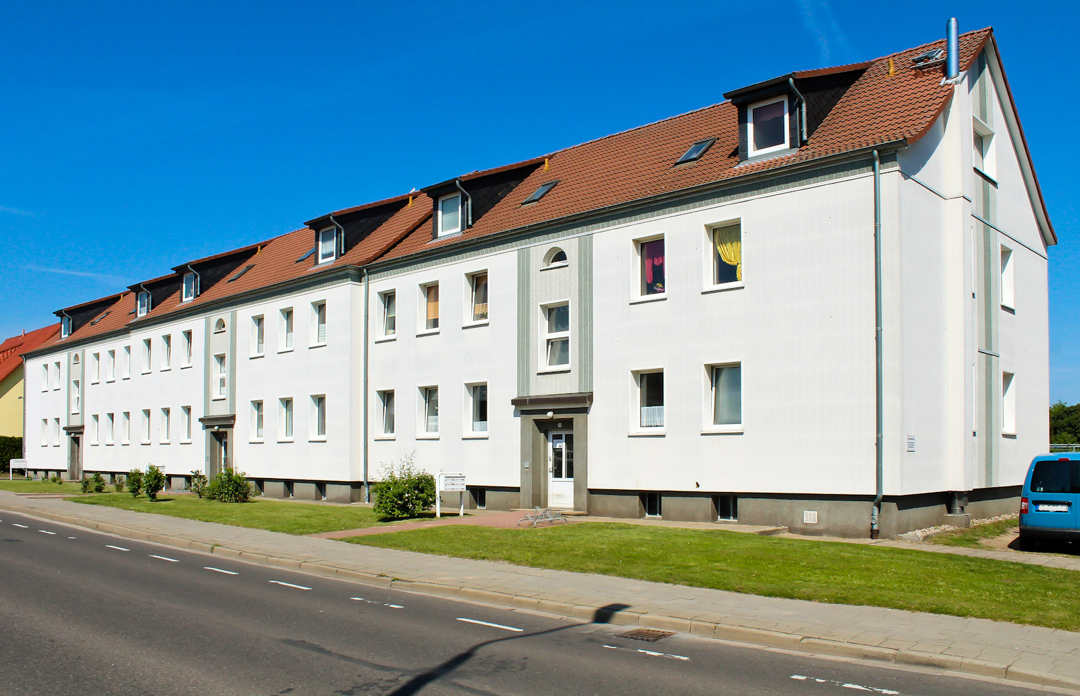 UWG - Wohnung Dachgeschosswohnung