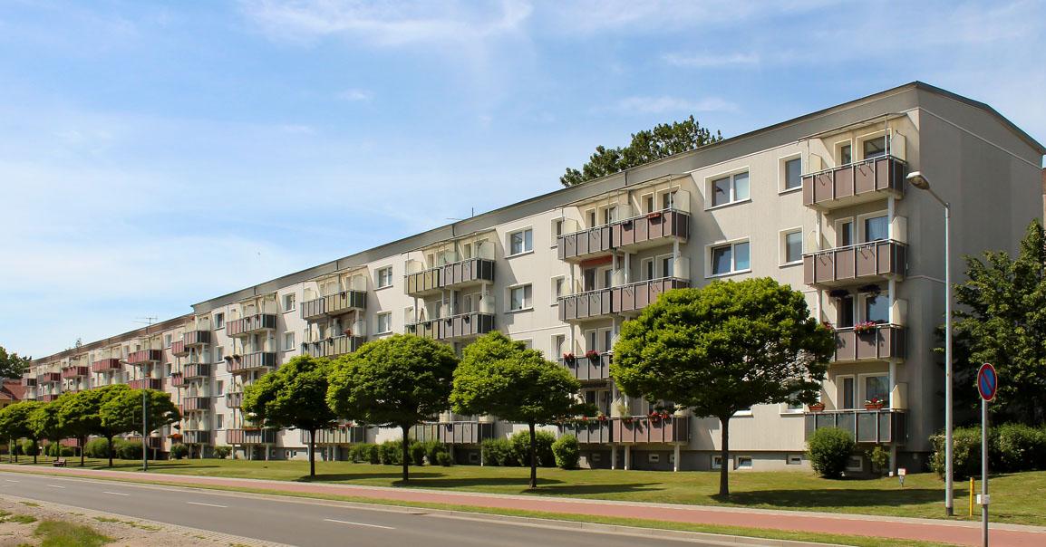 UWG - Wohnung Ueckermünde Gartenstadt